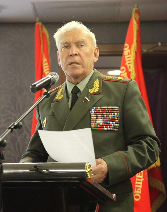 Моисеев Михаил Алексеевич, генерал армии | Российский Союз Ветеранов