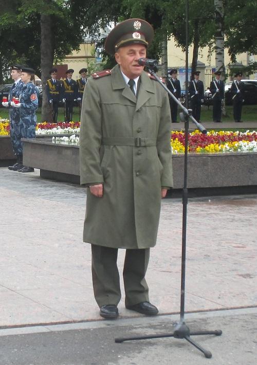 Подполковник Александр Павлович Раевский