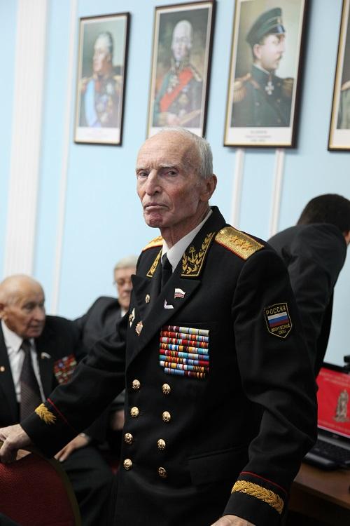 Генерал-полковник Скуратов Иван Сидорович