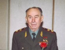 Видному военачальнику Герою Советского Союза, Герою Социалистического Труда генералу армии Ивану Моисеевичу Третьяку – 95 лет