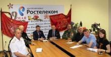 Российский Союз ветеранов провел сеанс видеоконференцсвязи для ветеранов Великой Отечественной войны Южного федерального округа и Северо-Кавказского  федерального округа