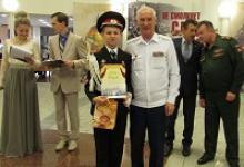 Бал кадетов в городе-Герое Туле был посвящён 75-летию обороны города от немецко-фашистских захватчиков