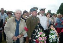 В Бельском районе отметили День памяти воинов-сибиряков, погибших в годы Великой Отечественной войны