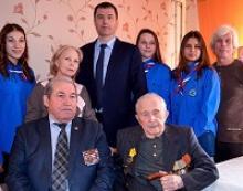 Участнику Сталинградской битвы Николаю Николаевичу Бершову 12 марта этого года исполнится 100 лет, а в день воинской славы России, посвящённом Дню победы в Сталинградской битве, ему вручена памятная медаль Российского Союза ветеранов