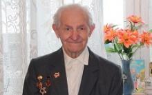 Ветерану Великой Отечественной войны Павлу Николаевичу Блинову 90 лет