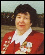 Скончалась  ветеран Великой Отечественной войны, кавалер ордена Славы 3 степени степени Мария Зиновьевна Богомолова