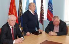 Кадровые изменения в Российском Союзе ветеранов