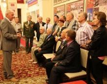 Делегация членов Калужского областного отделения Российского Союза ветеранов посетила музей Российского Союза ветеранов и Центральный музей Великой Отечественной войны 1941-1945 гг.