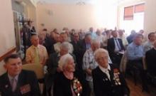 VI конференция Калининградского регионального отделения Российского Союза ветеранов