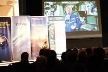 В год 60-й годовщины начала практического освоения космоса к ветеранам особое внимание