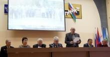 Александр Михайлович Цыба прислал фоторепортаж с отчётно-выборной конференции Карельского регионального отделения Российского Союза ветеранов
