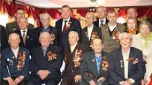 Ветераны Великой Отечественной войны трёх районов Чувашской Республики собрались вместе в селе Красные Четаи