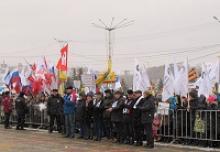Члены Чувашского республиканского отделения Российского Союза ветеранов активно участвуют в общественно-политических мероприятиях, проводимых в республике