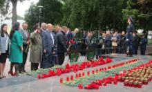 Вологодское региональное отделение Российского Союза ветеранов активно участвовало в мероприятиях  Дня памяти и скорби