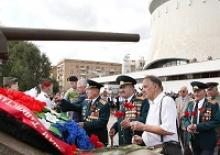 День танкиста в Волгограде