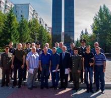 В Томске чествовали танкистов. В нынешнем году Дню танкиста исполнилось 70 лет