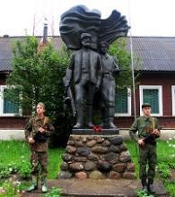 Встретились живые участники партизанского движения с ветеранскими активами городов Торопец, Тверь и Великий Новгород