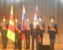 В Твери торжественно отметили 100-летие создания системы военных комиссариатов