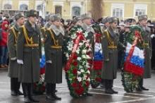 Активисты Вологодского регионального отделения Российского Союза ветеранов приняли участие в мероприятиях, посвященных Дню защитника Отечества