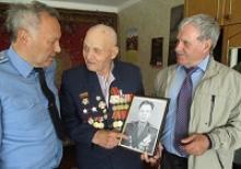 Иван Антонович Фёдоров из Орла отметил свой 95-летний юбилей