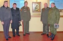 Фотохроника Хабаровского регионального отделения Российского Союза ветеранов