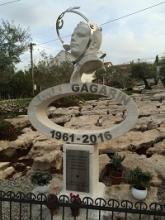 В Черногорском посёлке Радовичи открыт памятника первому космонавту Земли Юрию Гагарину