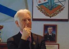 Журналист и писатель-маринист, капитан 2 ранга в отставке Виктор Степанович Геманов из Калининграда отметил 85-летний юбилей