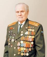 Ярославец Владимир Федорович Грачёв, уроженец города Серпухова, защищал Москву от фашистов