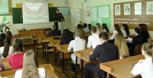 Для гимназистов Дальнего Востока Великая Отечественная война советского народа против фашистской Германии представлена без грифа секретно