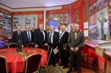 В Российском Союзе ветеранов 6 февраля 2017 г. состоялась встреча ветеранов-военачальников ордена Ленина, Краснознамённого Дальневосточного военного округа