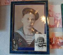 Юбилей гвардии краснофлотца Юрия Трофимовича Игонина