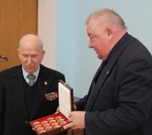 Владиславу Николаевичу Лачугину - в день 85-летия