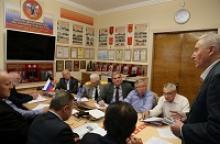 Актив лекторского объединения Российского Союза ветеранов обсудил актуальные вопросы устной пропаганды