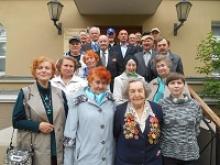 В Вологодском региональном отделении Российского Союза ветеранов проведено расширенное заседание Комитета с приглашением общественных организаций, участвующих в военно-патриотическом воспитании  молодежи