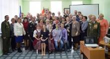 В Вологодской области торжественно отметили 20-летие создания Грязовецкого районного Морского собрания