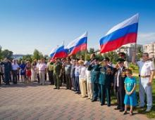 Нижегородская областная организация Российский Союз ветеранов отметила День Государственного флага Российской Федерации и день Офицеров