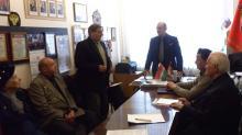 Президиум Калужского областного отделения Российского Союза ветеранов обсудил актуальные задачи организации