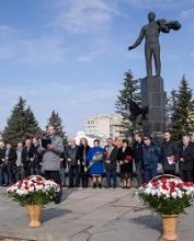 Ветераны и молодёжь активно участвуют в Международных общественно-научных чтениях, посвященные памяти Ю. А. Гагарина