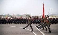 Весь состав Вологодского регионального отделения Российского Союза ветеранов участвовал в праздничных мероприятиях в День Победы