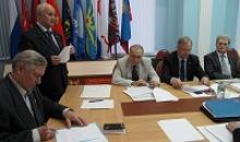 Заседала общественная комиссия Российского Союза ветеранов по патриотической работе