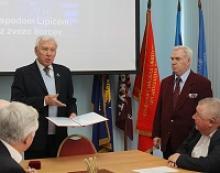 60 лет - члену Российского Комитета ветеранов, исполнительному директору Анатолию Степановичу Михайлину