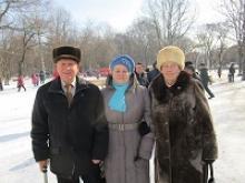 Активисты Вологодского регионального отделения  Российского Союза ветеранов приняли участие в празднике навруз–байрам