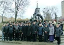 Герман Петрович Бич сообщает из Калининграда об участии ветеранов в чествовании моряков-подводников
