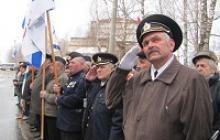 Активисты Вожегодского районного отделения Российского Союза ветеранов Вологодской области участвовали в ХХI Межрегиональном слёте моряков-подводников