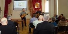 Калужские литераторы провели марафон патриотической поэзии
