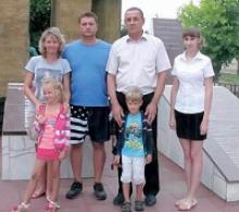 Поиск следов прадеда Михаила Васильевича Короткого, погибшего в войну, привёл семью сибиряков в село Заветное Ростовской области