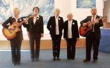 Члены Калининградского регионального отделения  Российского союза ветеранов и писатели, поэты, барды Калининградской области  вместе встретили Рождество