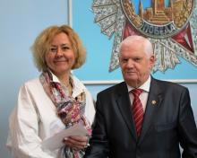 В Российском Союзе ветеранов чествовали сотрудниц и активисток в честь Международного женского дня 8 марта