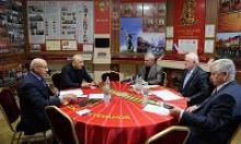 """Международные общественные организации заинтересованы в развитии добрых отношений с Российским Союзом ветеранов, в частности общество """"Марокко-Россия"""""""