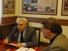 Заседание Комитета Московского регионального отделения Российского Союза ветеранов
